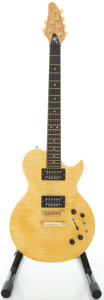 Musical Instruments:Electric Guitars, Brian Moore iM Natural Solid Body Electric Guitar, #M0137130....