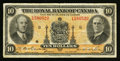 Canadian Currency: , Montreal, PQ- Royal Bank of Canada $10 Jan. 2, 1935 Charlton630-18-04a. ...