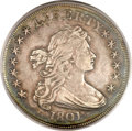 Early Dollars, 1801 $1 XF45 PCGS. B-1, BB-211, R.3....