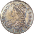 Bust Half Dollars, 1829 50C Small Letters MS65 PCGS. O-112, R.1....