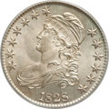 Bust Half Dollars, 1828 50C Square Base 2, Small 8, Large Letters MS64 PCGS. O-117a,R.1....