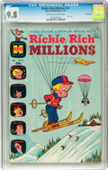 Bronze Age (1970-1979):Cartoon Character, Richie Rich Millions #39 File Copy (Harvey, 1970) CGC NM/MT 9.8Off-white to white pages....