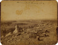 "Photography:Cabinet Photos, C.1880 View of the ""Summit Of Round Top"" By Tipton...."