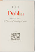 Books:Books about Books, The Dolphin: A Journal of the Making of Books. Number 2. Limited Editions Club, 1935. Quarto. No dust jacket. Very g...