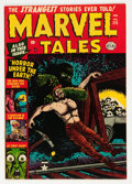 Golden Age (1938-1955):Horror, Marvel Tales #111 (Atlas, 1953) Condition: FN....