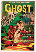 Golden Age (1938-1955):Horror, Ghost #10 (Fiction House, 1954) Condition: FN....