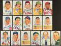 Autographs:Post Cards, Perez Steele Signed Postcards Lot Of 16....