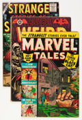Golden Age (1938-1955):Horror, Miscellaneous Golden Age Horror Comics Group (Various Publishers,1950-57).... (Total: 5 Comic Books)