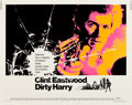 """Movie Posters:Crime, Dirty Harry (Warner Brothers, 1971). Half Sheet (22"""" X 28"""").. ..."""