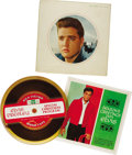 "Music Memorabilia:Recordings, Elvis Presley ""Special Christmas Program"" Reel to Reel (1967). This ""Special Christmas Program"" (RCA EPC-1, 1967) was a prog..."
