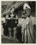 "Movie/TV Memorabilia:Autographs and Signed Items, Lou Costello Signed Photo. A b&w 8"" x 10"" promo still fromJack and the Beanstalk (1952) inscribed ""To 'Abe', Thanks am..."