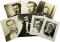 "Movie/TV Memorabilia:Photos, Set of Rare Vincent Price Photos. This set of seven b&w photos,ranging from 6"" x 8"" to 8"" x 10"", features mostly portraits..."
