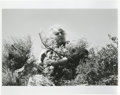 "Movie/TV Memorabilia:Photos, Marlon Brando in ""The Missouri Breaks"" Photo. A very nice 11"" x 14""silver gelatin print of Marlon Brando as Robert E. Lee C..."