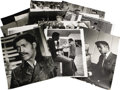 """Movie/TV Memorabilia:Photos, Large Vintage Photos of Sammy. Set of 15 assorted b&w 11"""" x 14""""photos of Sammy, from his personal collection. In overall Ve..."""