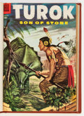 Silver Age (1956-1969):Adventure, Turok, Son of Stone #3-29 and Others Bound Volumes (Dell, 1956-62).... (Total: 7 Items)