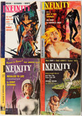 Pulps:Science Fiction, Assorted Science Fiction Digest Pulps Box Lot (Various, 1950s-'70s)Condition: Average FN/VF....