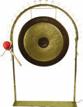 "Movie/TV Memorabilia:Props, Gong from ""Confessions of a Dangerous Mind."" This life-size replica of the infamous gong from the even more infamous The G..."
