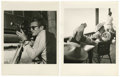 Movie/TV Memorabilia:Photos, James Dean Photos by Sid Avery. Equipped with a long lens and ahigh-quality Hasselblad camera, renowned photographer Sid Av...