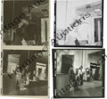 "Movie/TV Memorabilia:Photos, Contact Sheet Proof of James Dean and Natalie Wood Hugging in""Rebel"" with Negative. Moving study of a climactic embrace bet..."