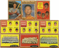 Baseball Cards:Sets, 1962 Topps Baseball Partial Set (534/598) with 3 Variation Cards. Most of the key cards are not present here. Missing are t...