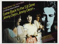 """""""Come Back to the Five and Dime, Jimmy Dean, Jimmy Dean"""" (Cinecom, 1982). British Quad (30"""" X 40"""")..."""