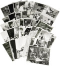 "Movie/TV Memorabilia:Photos, ""Rebel Without a Cause"" Production Photos. A great set of 37vintage b&w 8"" x 10"" glossies that includes promo stills andbe..."