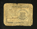 Colonial Notes:Continental Congress Issues, Continental Currency May 9, 1776 $1 Very Good. A well circulatedcontinental note with the typical tears and rounded corners...
