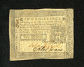 Colonial Notes:Pennsylvania, Pennsylvania October 25, 1775 2s Extremely Fine. A lovely examplewith three bold signatures, crisp and fresh paper and thre...