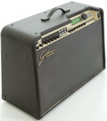 Musical Instruments:Amplifiers, PA, & Effects, Johnson JM150 Millennium Black Guitar Amplifier, #000325....