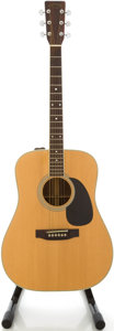 Musical Instruments:Acoustic Guitars, 1979 Takamine EF-360S Natural Acoustic Electric Guitar, #79030742....