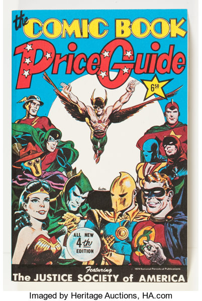 The Overstreet Comic Book Price Guide by Robert M Overstreet