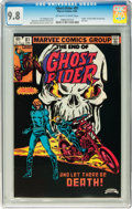 Modern Age (1980-Present):Superhero, Ghost Rider #81 (Marvel, 1983) CGC NM/MT 9.8 Off-white to whitepages....