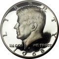 Proof Kennedy Half Dollars, 1968-S 50C PR70 Deep Cameo PCGS....
