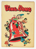 Golden Age (1938-1955):Funny Animal, Ding Dong #1 (Compix, 1946) Condition: VG....