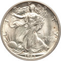Walking Liberty Half Dollars, 1923-S 50C MS64 PCGS....
