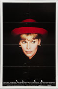 "Movie Posters:Comedy, Alice (Orion, 1990). One Sheet (27"" X 41""). Comedy.. ..."