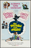 "Movie Posters:Comedy, The Trouble with Angels (Columbia, 1966). One Sheet (27"" X 41""). Comedy.. ..."