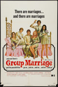 "Movie Posters:Sexploitation, Group Marriage and Other Lot (Dimension, 1973). One Sheets (2) (27""X 41""). Sexploitation.. ... (Total: 2 Items)"