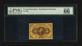Fractional Currency:First Issue, Fr. 1230 5¢ First Issue PMG Gem Uncirculated 66 EPQ.. ...