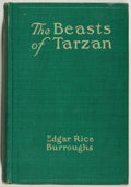 Books:Science Fiction & Fantasy, Edgar Rice Burroughs. The Beasts of Tarzan. Burt, 1917. No dust jacket. Very good....