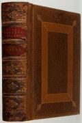Books:Art & Architecture, [Engraved Plates]. Payne's Royal Dresden Gallery. Volume I & II. Bound as one. Payne & French, n. d. Quarto. Con...