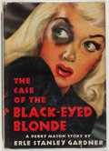Books:Mystery & Detective Fiction, Erle Stanley Gardner. The Case of the Black-Eyed Blonde. Morrow, 1944. Very good....