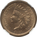 Indian Cents: , 1861 1C MS64 NGC. NGC Census: (564/370). PCGS Population (387/233).Mintage: 10,100,000. Numismedia Wsl. Price for problem ...