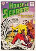 Silver Age (1956-1969):Horror, House of Secrets #11 (DC, 1958) Condition: VF-....