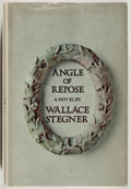 Books:Fiction, Wallace Stegner. Angle of Repose. Doubleday, 1971. Verygood....
