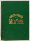Books:Literature Pre-1900, Mark Twain. Sketches. Belfords, Clarke, 1879. First Canadianedition. No dust jacket. Very good....