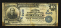 National Bank Notes:Missouri, Saint Louis, MO - $10 1902 Date Back Fr. 618 The Central NB Ch. #(M)8455. ...