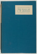 Books:Fiction, J. M. Barrie. Peter Pan. Hodder and Stoughton, 1928. No dustjacket. Very good....