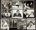 Football Collectibles:Photos, 1960's Vince Lombardi Original Photographs Lot of 10 - With Notre Dame's Jim Crowley, Mike Michalske etc....