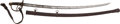 Edged Weapons:Swords, Very Fine Sheble & Fisher M1840 Heavy Cavalry Saber WithKnot....